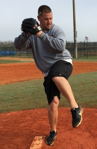 Improve Pitching Velocity