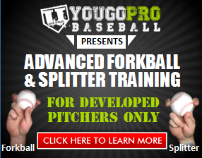 Advanced Forkball & Splitter Training