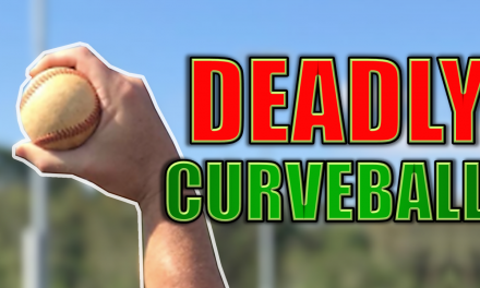 Deadly Curveball Tutorial:  Learn 3 NASTY ways to throw an effective Curve [Curveball Grips]