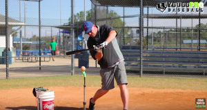how to stop hitting ground balls