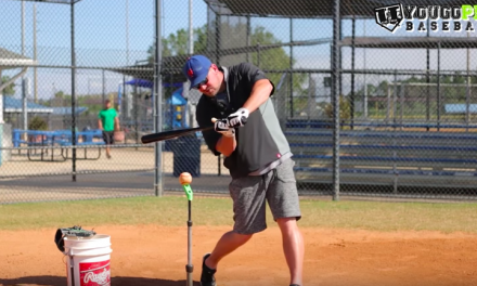 How to STOP hitting ground balls!