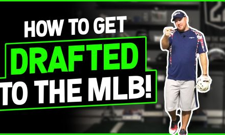 How To Get Drafted: The 8 things that got me into pro baseball
