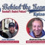 Andrea D'Auria (WBSC Coach's Commission) – Behind The Seams Baseball Podcast Ep.11 – What is Baseball 5?