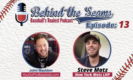 NY Mets LHP Steven Matz talks Tru 32, Pitching Grips, and more! – Behind The Seams Baseball Ep. 13