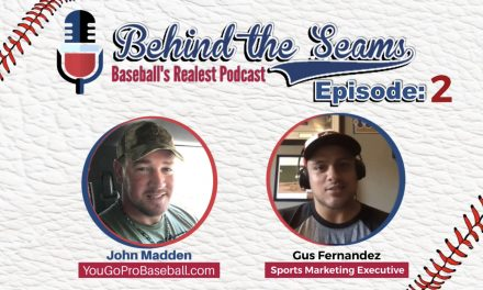 Gus Fernandez (Sports Marketing Executive) – Behind The Seams Ep.2
