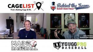 Isaac Hess CageList Made Baseball