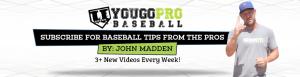 YouGoProBaseball YouTube Banner Logo